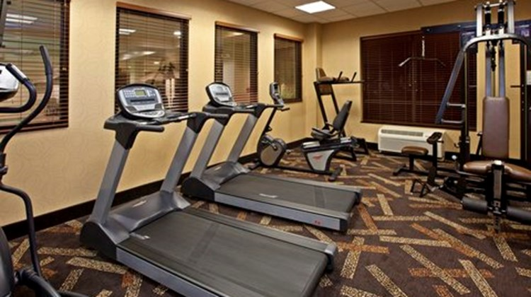 Holiday Inn Express & Suites Seymour Health Club