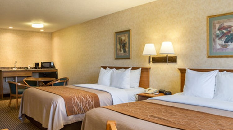 Quality Inn & Suites Rapid City Suite
