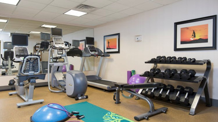 Holiday Inn Express Hotel & Suites-North Health Club