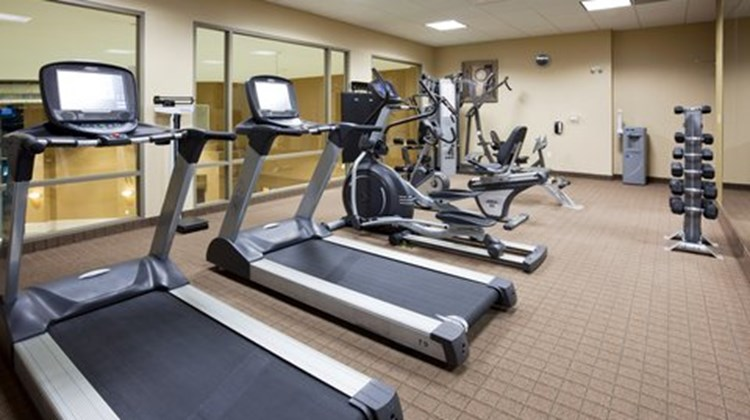 Holiday Inn Express Woodstock South Health Club