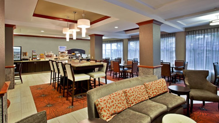 Holiday Inn Express Hotel & Suites-North Restaurant