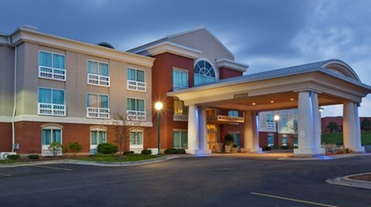 Holiday Inn Express Hotel & Suites-North Exterior