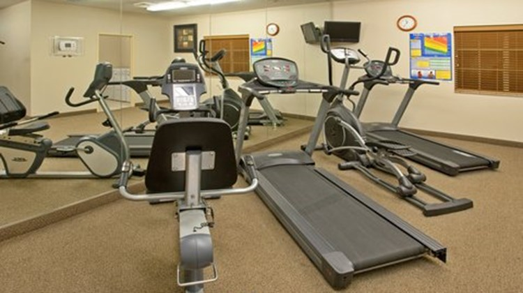 Candlewood Suites Merrillville Health Club