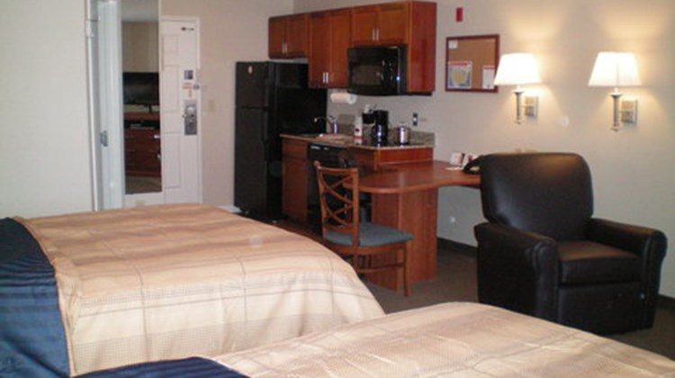 Candlewood Suites Abilene Room