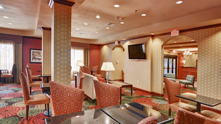 Holiday Inn Express & Suites Altus Restaurant