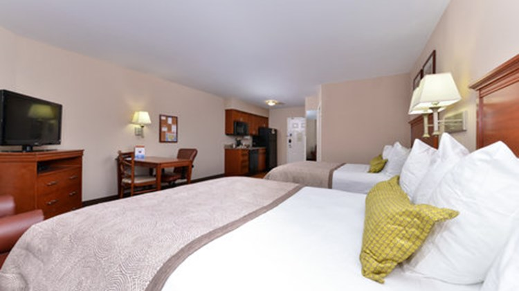 Candlewood Suites Horseheads Room