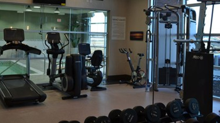 Holiday Inn Express & Suites Cold Lake Health Club
