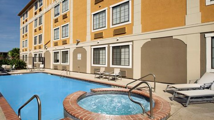 Holiday Inn Express Downtown Market Area Pool