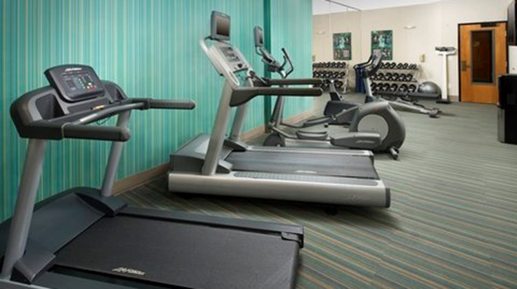 Holiday Inn Express Downtown Market Area Health Club