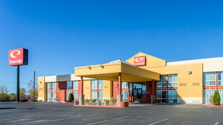 Econo Lodge Grand Junction Exterior