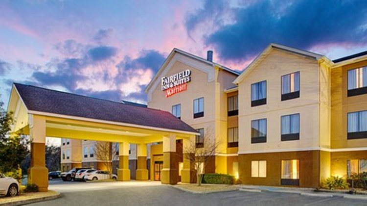 Fairfield Inn & Suites Lafayette South Exterior