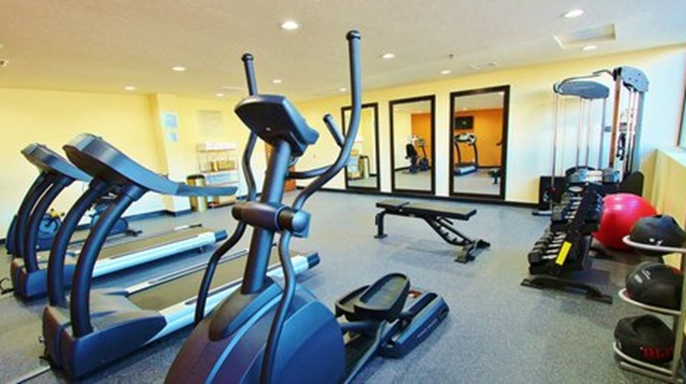 Holiday Inn Express Flagstaff Health Club