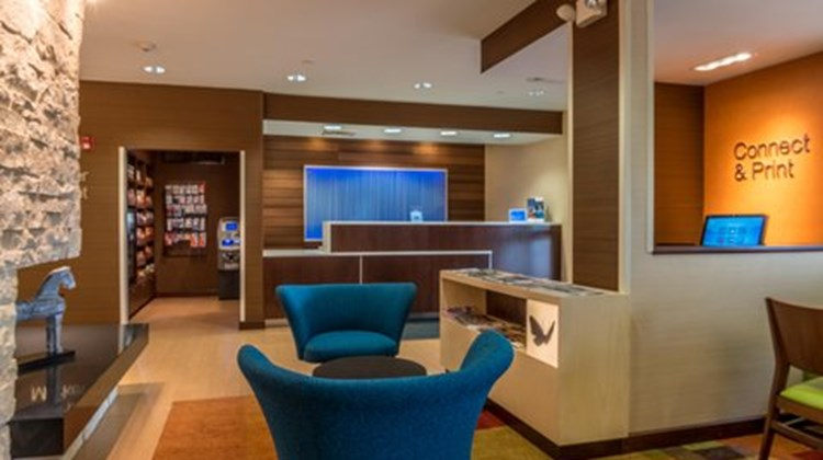 Fairfield Inn Ft Leonard Wood/St Robert Lobby