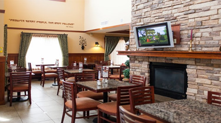 Holiday Inn Express Turlock Restaurant