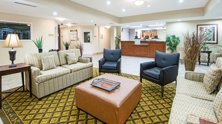 Candlewood Suites Houston NW Willowbrook Lobby