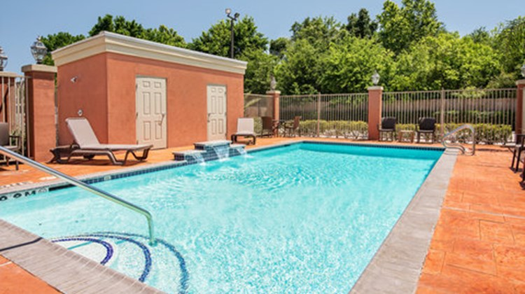 Candlewood Suites Houston NW Willowbrook Pool