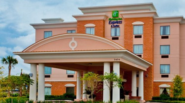 Holiday Inn Express Hotel & Suites -East Exterior