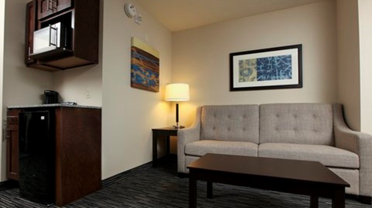 Holiday Inn Express Omaha South Ralston Suite