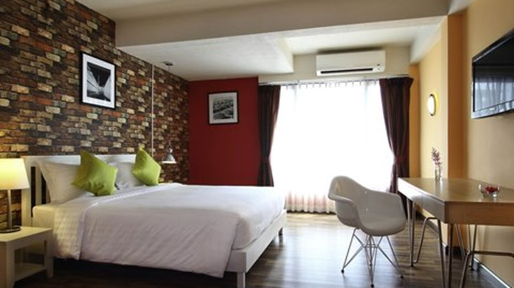 Ibis Styles Chiang Mai Room