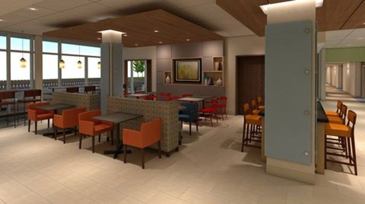 Holiday Inn Express & Suites Terrace Restaurant
