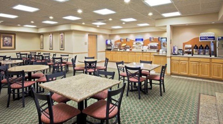 Holiday Inn Express Elkhart Restaurant