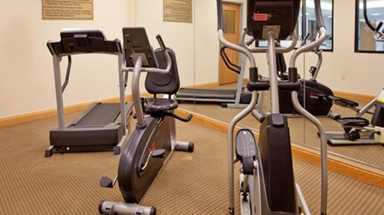 Holiday Inn Express Elkhart Health Club
