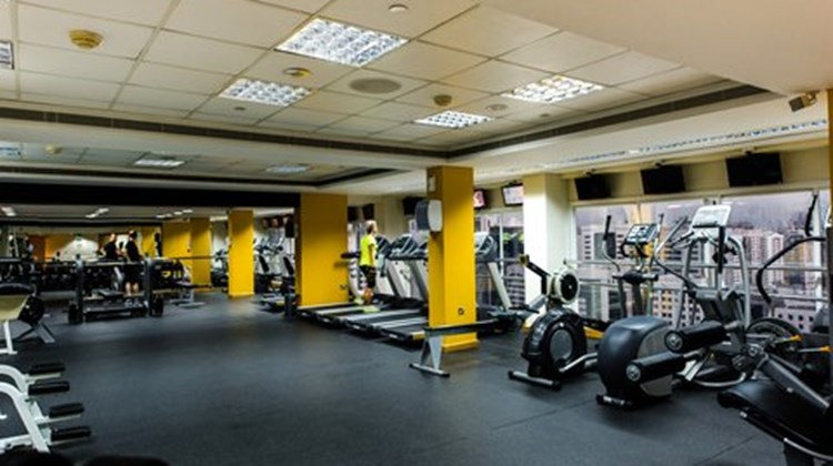 Crowne Plaza Health Club
