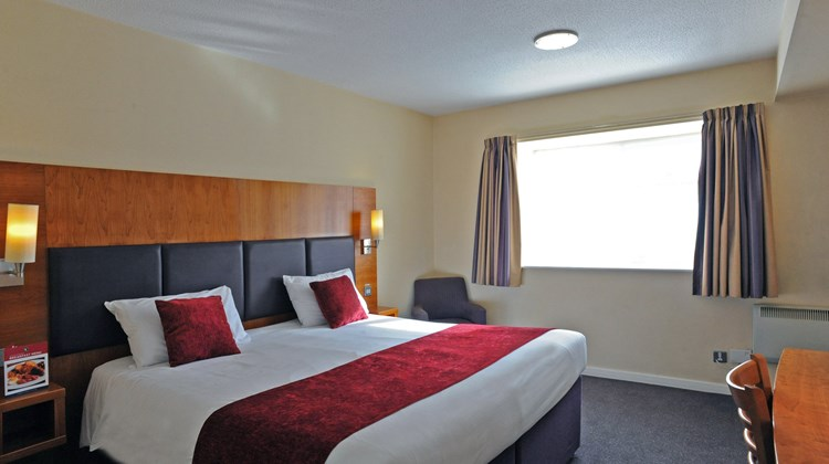 Bay Horse Hotel (Wigan) Room