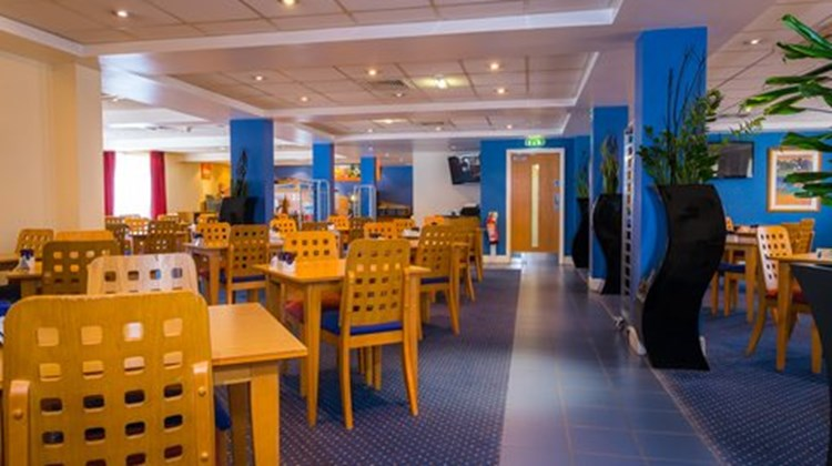 Holiday Inn Express Aberdeen City Centre Restaurant