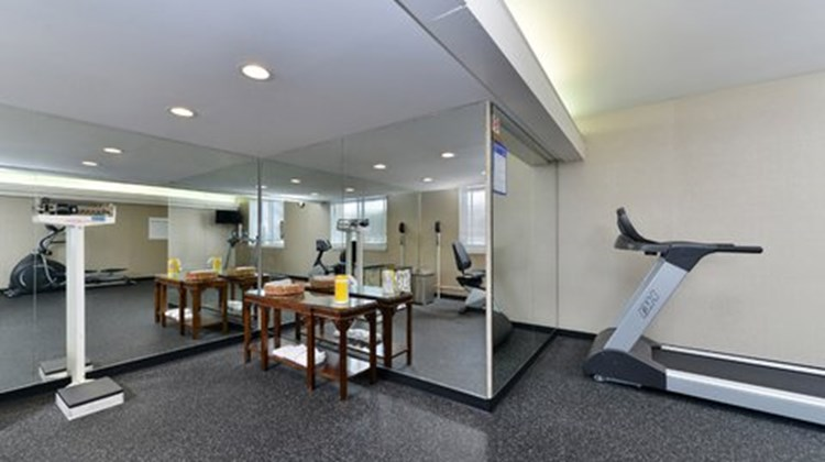 Holiday Inn Express SFO South Health Club