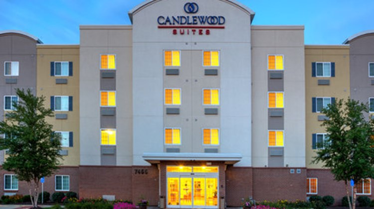Candlewood Suites Indianapolis NW Exterior