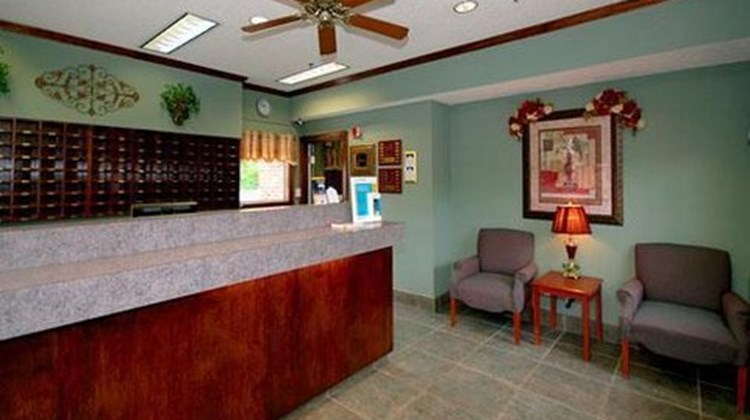 Extended Stay Lodge Lobby