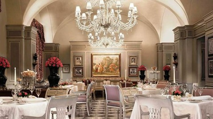 Four Seasons Hotel Florence Restaurant
