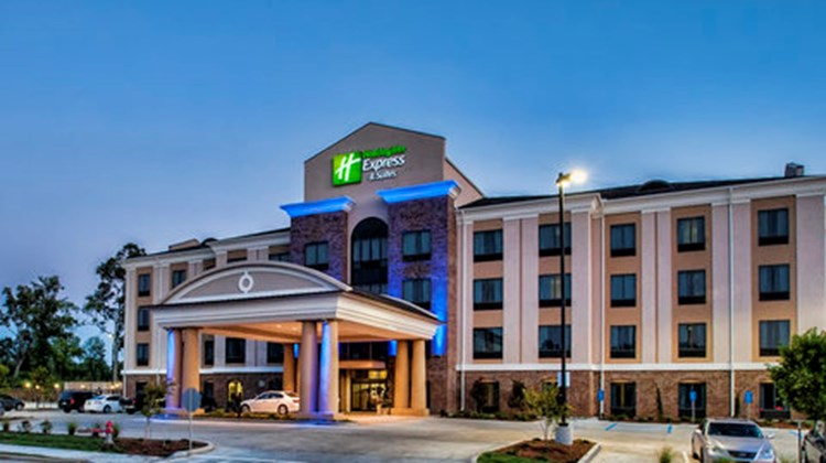 Holiday Inn Express Natchez South Exterior