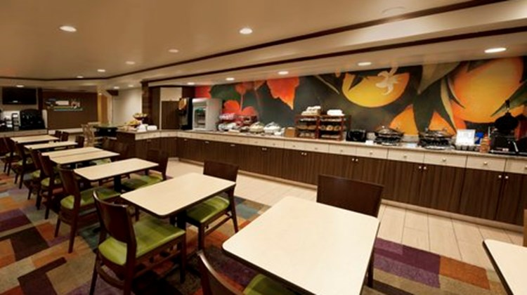 Fairfield Inn New York JFK Airport Restaurant