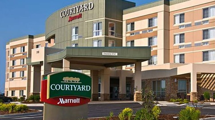 Courtyard by Marriott New Bern Exterior