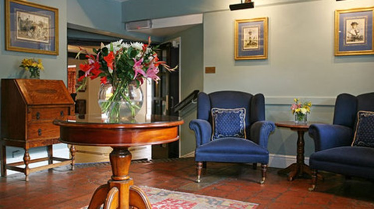 Deans Place Country House Hotel Lobby