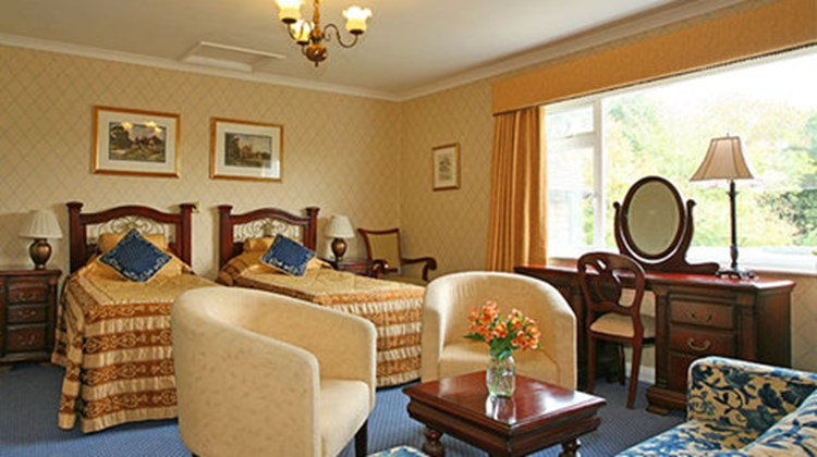 Deans Place Country House Hotel Room