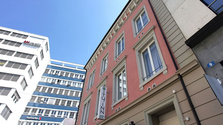 City Inn Basel Exterior