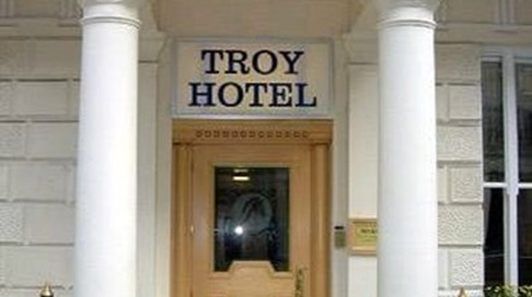 Hotel Troy London Exterior