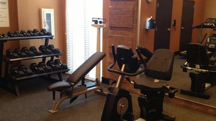 Holiday Inn Express Southpoint Health Club