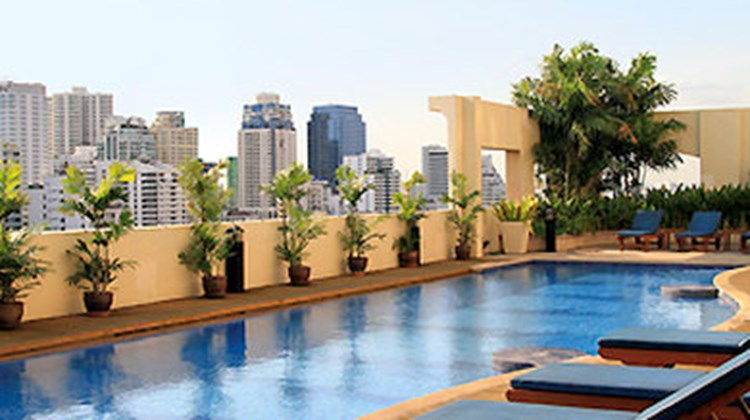 Grand Mercure Bangkok Asoke Residence Pool