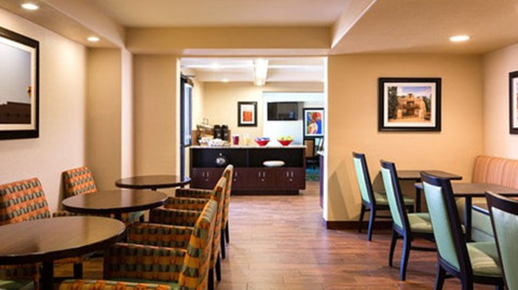 Fairfield Inn Albuquerque UniversityArea Restaurant