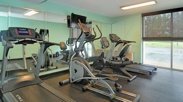 Charleston Grand Hotel Health Club