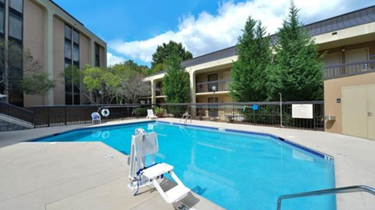 Hampton Inn Atlanta/Marietta Pool