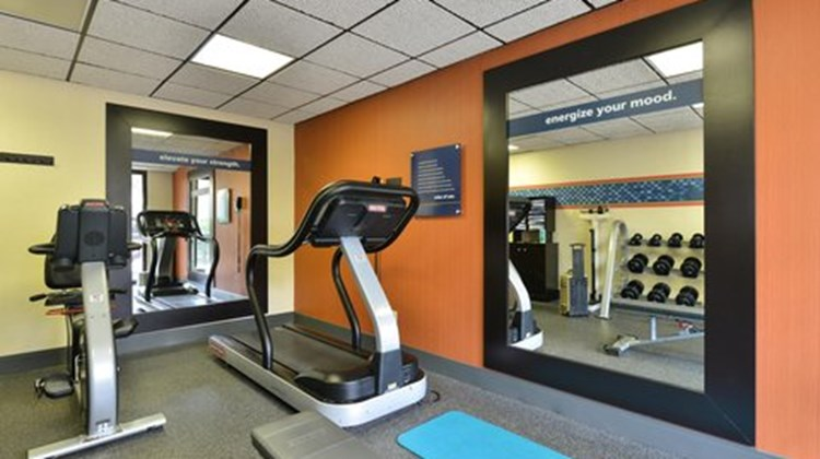 Hampton Inn Atlanta/Marietta Health Club