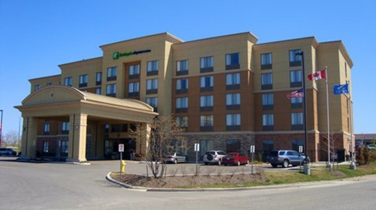 Holiday Inn Express & Suites North Bay Exterior