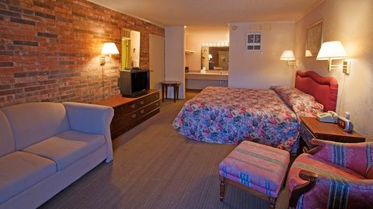 Americas Best Value Inn & Stes N Dallas Room
