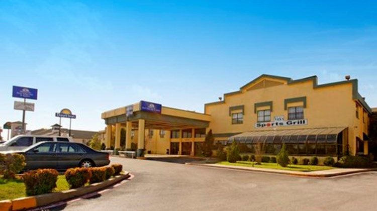 Americas Best Value Inn & Stes N Dallas Exterior