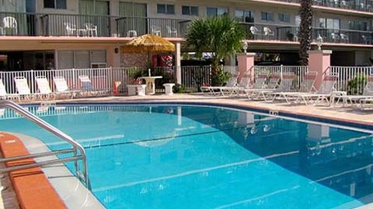 Seaside Inn & Suites Clearwater Beach Pool